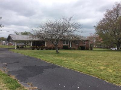 Eagleville Single Family Home For Sale: 808 Cheatham Springs Rd