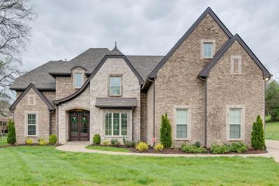 Sumner County Single Family Home For Sale: 934 Bluejay Way