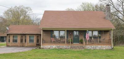 Murfreesboro Single Family Home For Sale: 7298 Leanna Central Valley Rd
