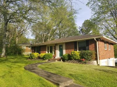 Nashville Single Family Home For Sale: 2309 Dundee Ln
