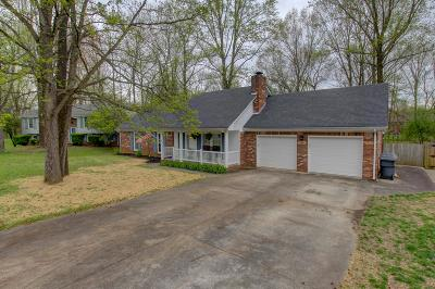 Clarksville Single Family Home For Sale: 168 Kirby Dr