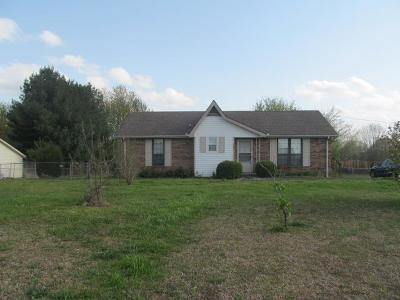 Cheatham County Single Family Home Under Contract - Showing: 7405 Old Clarksville Pike