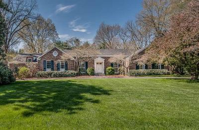 Belle Meade Single Family Home For Sale: 231 Deer Park Cir
