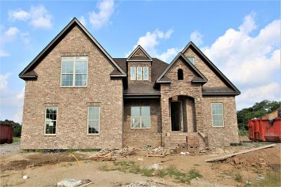 Mount Juliet Single Family Home Active - Showing: 210 Whitley Way #210