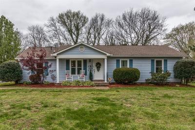 Columbia Single Family Home Under Contract - Showing: 108 Greenlick Dr