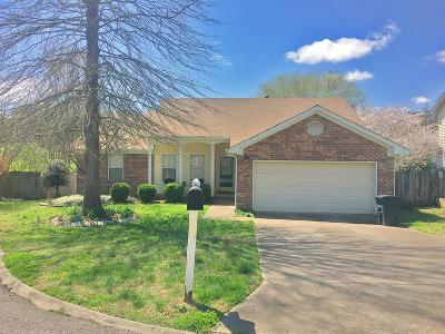Hendersonville Single Family Home Active - Showing: 108 Knollwood Ct