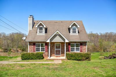 Clarksville Single Family Home Under Contract - Showing: 365 Brook Mead Dr