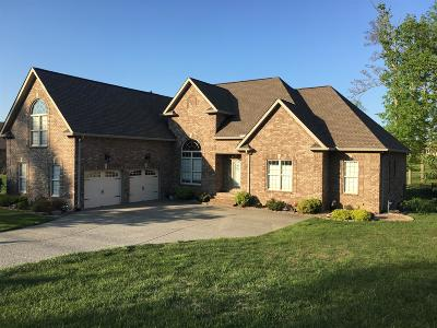 Robertson County Single Family Home For Sale: 1083 Carrs Creek Blvd