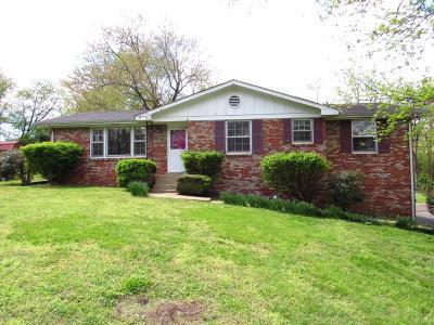 Hendersonville Single Family Home For Sale: 109 Riverwood Dr