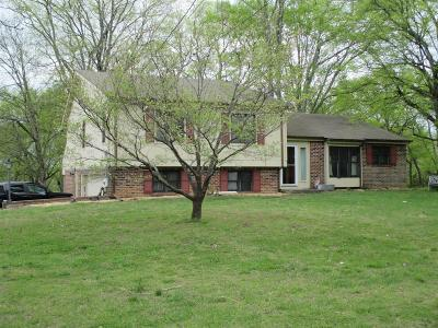 Shelbyville Single Family Home For Sale: 715 S Cannon Blvd