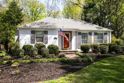 Single Family Home Under Contract - Showing: 3414 Springbrook Dr