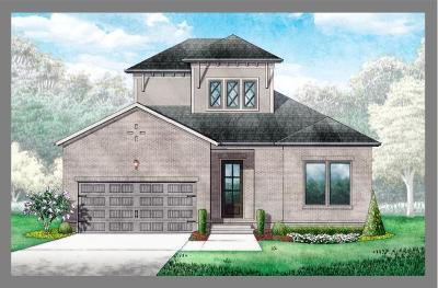 Nashville Single Family Home For Sale: 540 Summit Oaks Ct, Lot 74