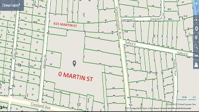 Clarksville Residential Lots & Land Under Contract - Showing: Martin St