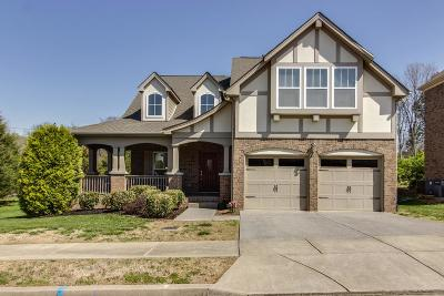 Nolensville Single Family Home For Sale: 7605 Kemberton Drive E
