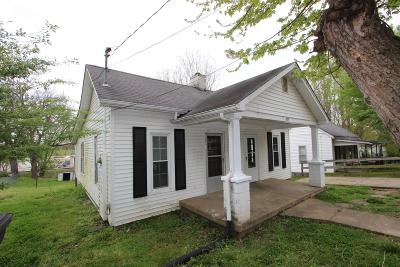 Maury County Single Family Home For Sale: 423 Mooresville Pike
