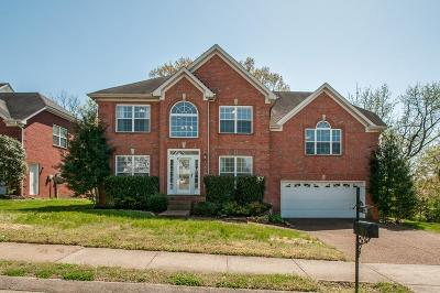 Hendersonville Single Family Home For Sale: 120 Walton Trace