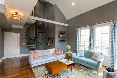 Nashville Condo/Townhouse For Sale: 207 Mason Ave Apt 301