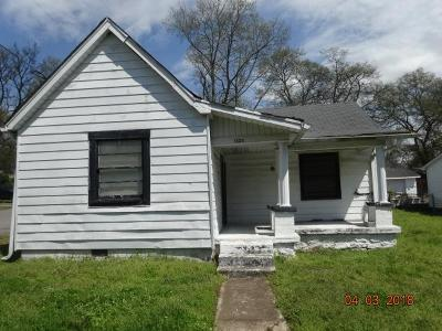 Nashville Single Family Home For Sale: 1528 23rd Ave N