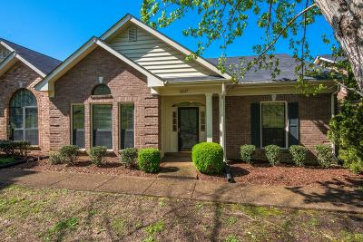 Nashville Condo/Townhouse Under Contract - Not Showing: 8637 Sawyer Brown Rd