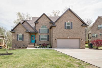 Rutherford County Single Family Home For Sale: 3739 Berryhill Dr