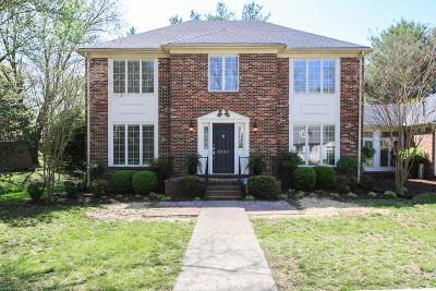 Rutherford County Single Family Home For Sale: 2507 Montclair Ave