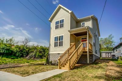 Nashville Single Family Home For Sale: 903 42nd Ave
