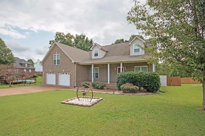Robertson County Single Family Home For Sale: 1076 Franklin Dr