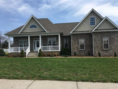 Cheatham County Single Family Home For Sale: 1528 Leaf Ln