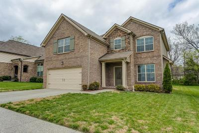 Spring Hill Single Family Home Under Contract - Showing: 1033 Achiever Cir
