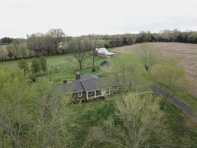 Robertson County Single Family Home For Sale: 4520 Mount Sharon Rd