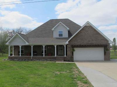 Wilson County Single Family Home For Sale: 856 Locust Grove Rd