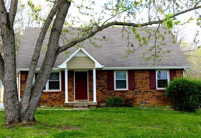 Clarksville Single Family Home For Sale: 1854 Palamino Dr
