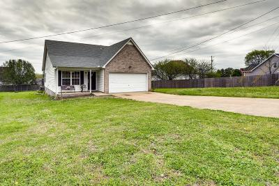 Lavergne Single Family Home Under Contract - Showing: 267 Sanford