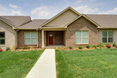 Sumner County Condo/Townhouse For Sale: 128 Odie Ray Street Unit B
