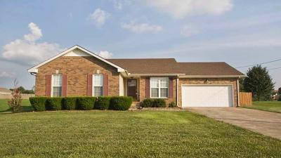 Clarksville Single Family Home For Sale: 3719 Aisle St