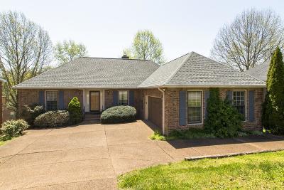 Davidson County Single Family Home For Sale: 7121 Poplar Creek Trce