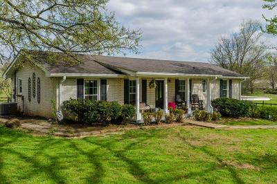 Sumner County Single Family Home For Sale: 156 Lee Road