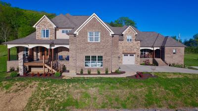 Hendersonville Single Family Home Under Contract - Showing: 2198 Centerpoint Rd