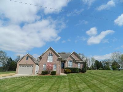 Wilson County Single Family Home Under Contract - Showing: 4007 Luchan Dr