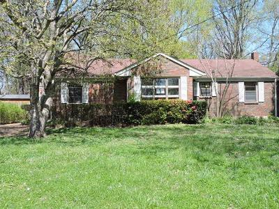 Nashville Single Family Home For Sale: 2822 Dunmore Dr