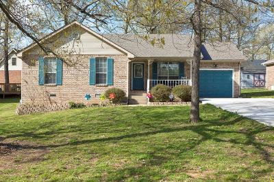 Clarksville Single Family Home For Sale: 229 Millstone Cir