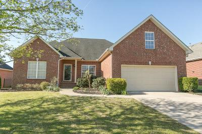 Rutherford County Single Family Home For Sale: 2825 Vicwood Dr