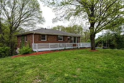 Davidson County Single Family Home For Sale: 5304 Eulala Dr