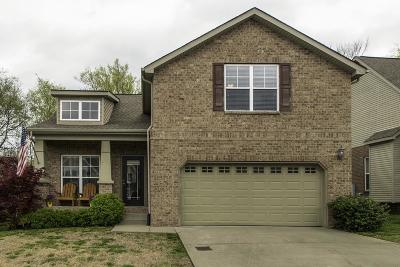 Davidson County Single Family Home For Sale: 7440 Riverland Dr