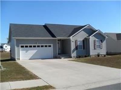 Christian County, Ky, Todd County, Ky, Montgomery County Rental For Rent: 307 Fortway
