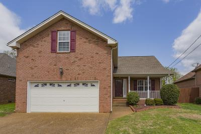 Nashville Single Family Home For Sale: 2132 Forge Ridge