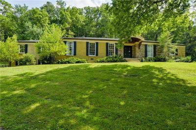 Davidson County Single Family Home For Sale: 1621 Harding Pl