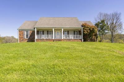 Maury County Single Family Home For Sale: 8025 Dry Creek Rd