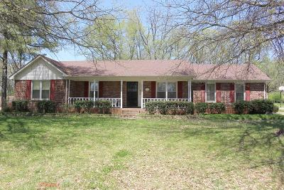 Single Family Home For Sale: 502 Irongate Blvd
