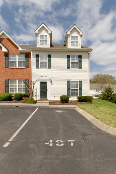 Antioch Condo/Townhouse For Sale: 5170 Hickory Hollow Pkwy #407 #407